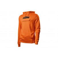 Pure Hoodie Orange